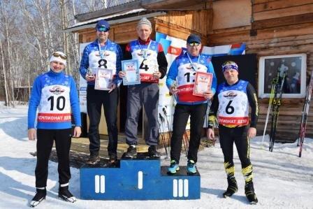 Лыжные гонки ТЧЭ-1